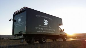 Sound Truck & Trailer Repair - Service Truck