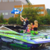 The Baldwin Boat Wrap